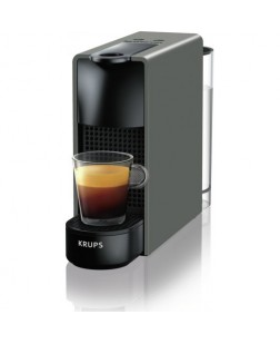 Krups Coffee Maker Nespresso Essenza Mini Gray XN110BS