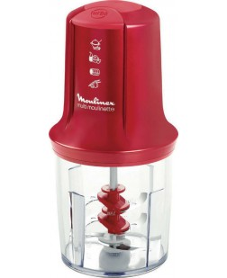 Moulinex Multi-cutter Red AT714G