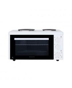 Davoline Portable oven EC 400 CHEF WH
