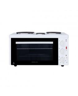 Davoline Portable ovens EC 450 CHEF WH/BL