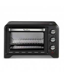 Moulinex Electric Oven Optimo  Black OX4448