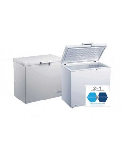 Davoline Freezer Horizontal HD W 260 L A+DF PLUS