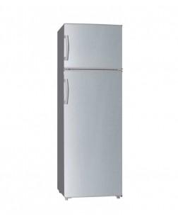 Davoline Double door Refrigerator NPR 163 A++ SILVER