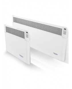 Tesy Convector ConvEco (CN 04) with an electronic thermoregulator