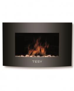 Tesy Decorative wall-mounted electric heaters WEF 200 SRELW TR