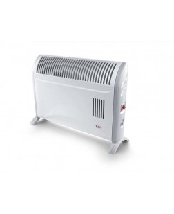 Tesy Floor Convector with resistance CN 204 ZF