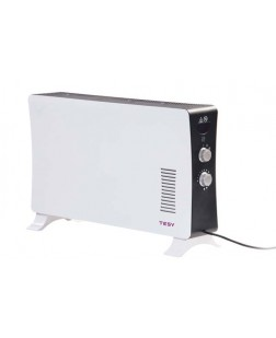 Tesy Floor Convector with resistance CN 206 ZF