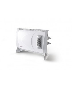 Tesy Floor Convector with resistance CN 202 ZF
