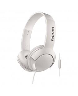 Philips BASS+ Headphones with mic SHL3075WT/00